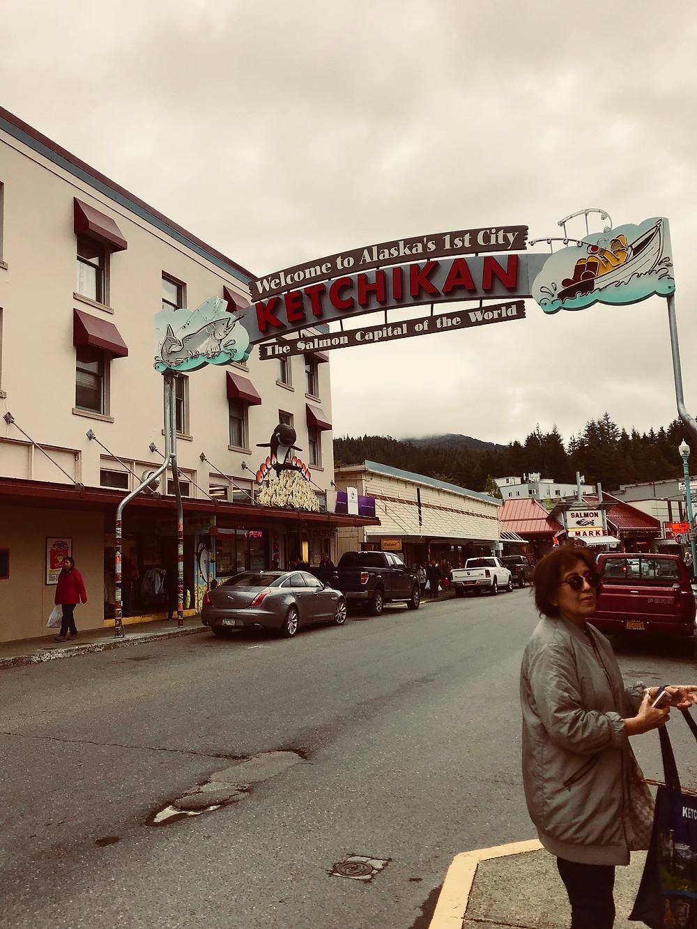 Ketchikan, Alaska's first city