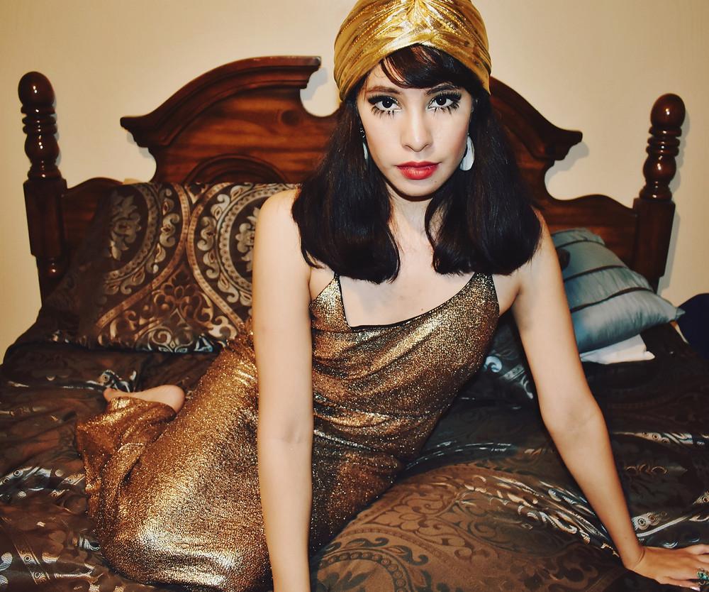Actress, artist, creative genius, & muse: Brissa Monique. Styling by Brissa Monique