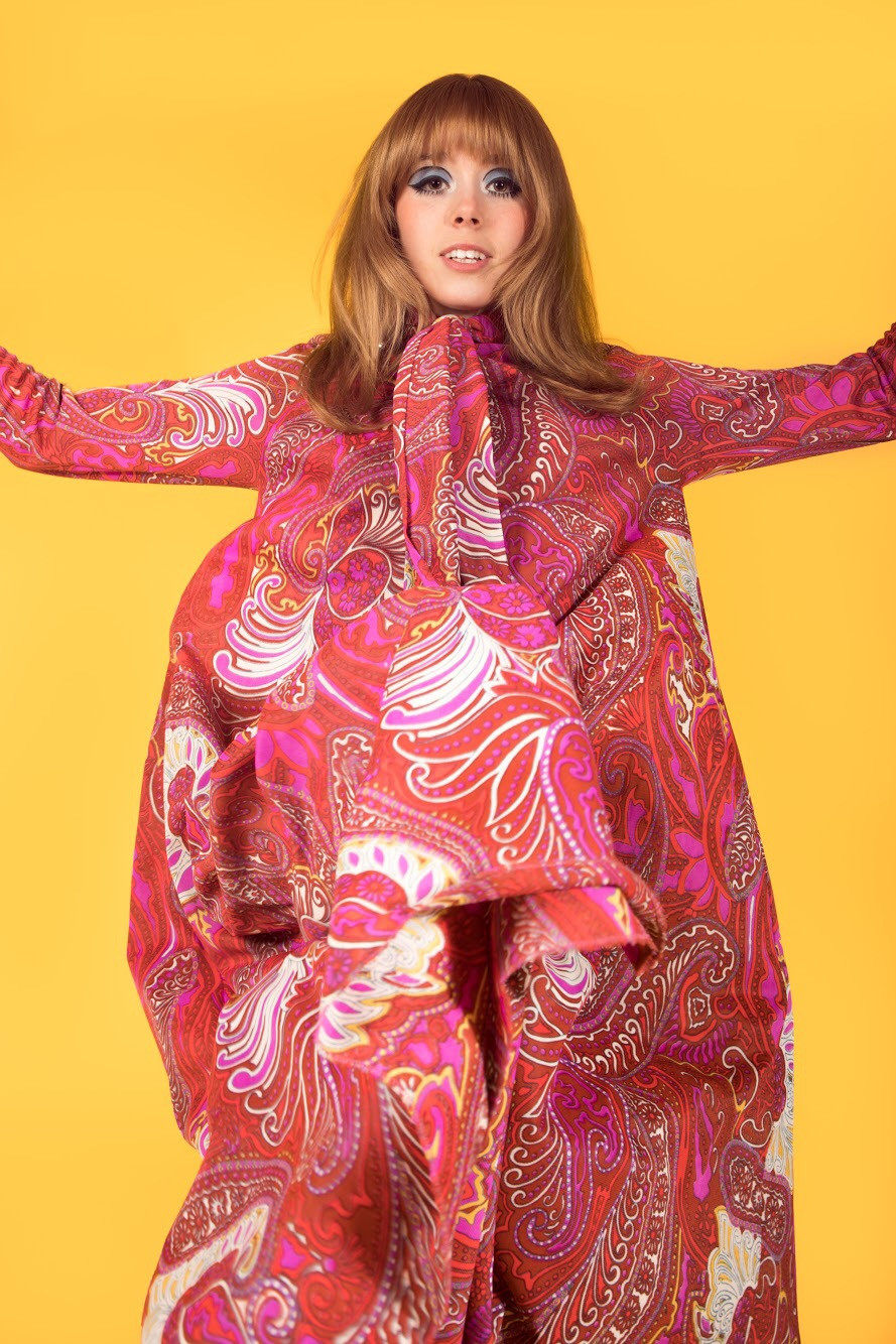 Devyn Crimson shot by Jairo Villa styled by Olivia Cupp