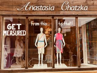 Anastasia Chatzka Grand Opening