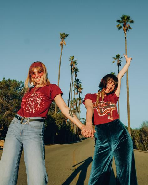 Devyn Crimson for Dazey LA