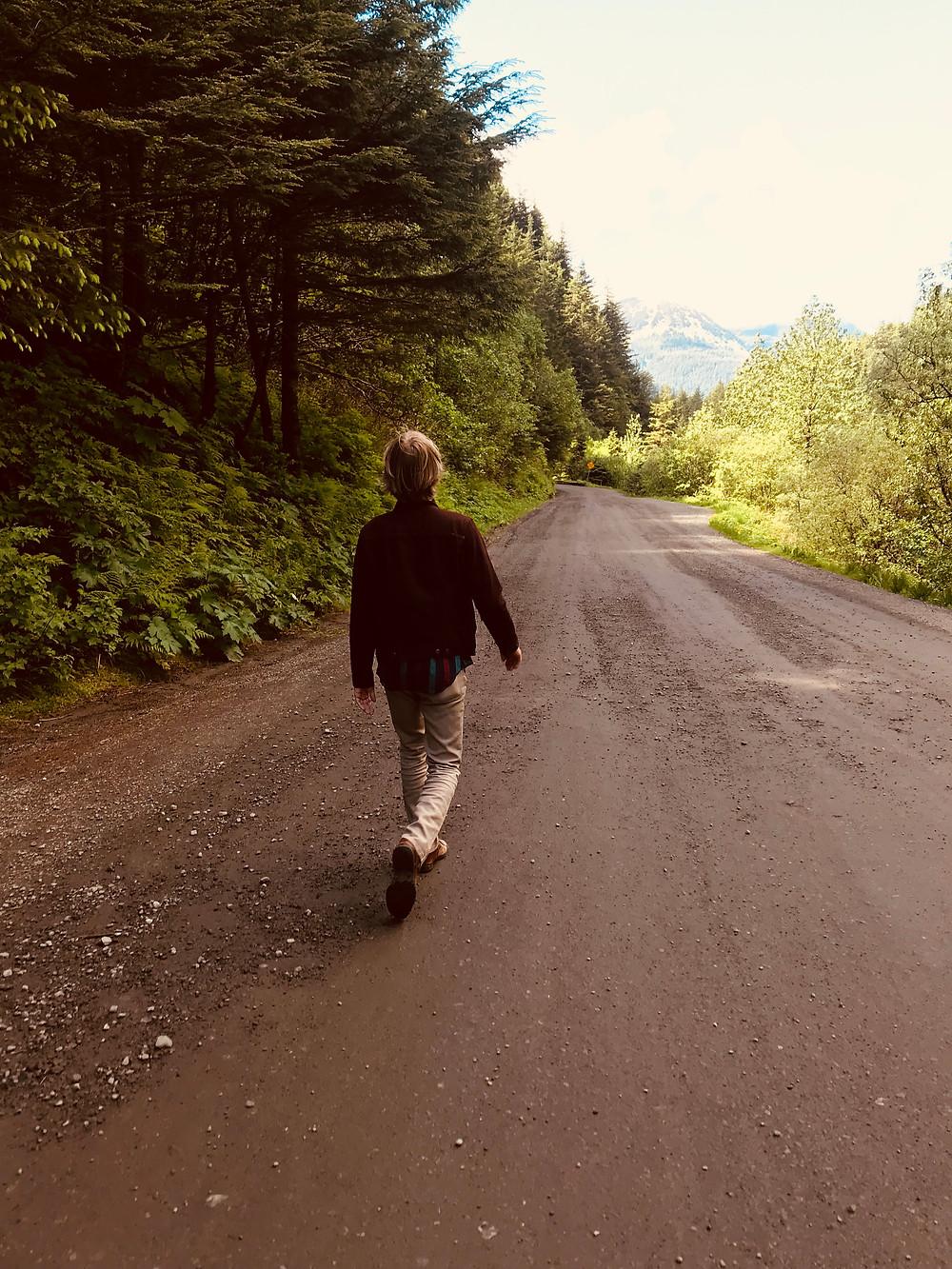 Andrew Bockelman in Juneau, Alaska
