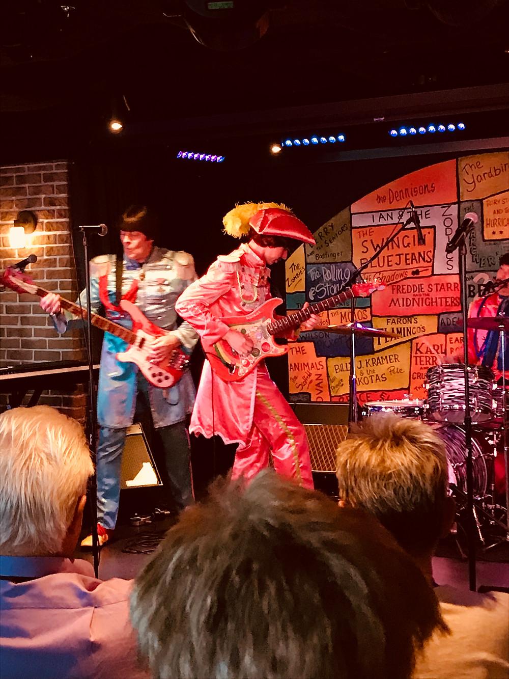 Beatlemania LIVE! with Andrew Bockelman as George Harrison