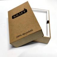 Cajas móviles, cajas rígidas Kraft Cajas rígidas superior e inferior con divisor interior