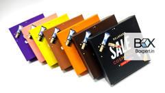 Fabricante de cajas rígidas de papel Cajas rígidas cosméticas de Sivakasi