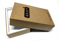 Cajas rígidas Kraft para teléfonos móviles y cajas para estuches móviles