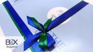 Ribbon Gift Cajas rígidas
