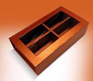 Fabricante de cajas rígidas premium de lujo en india