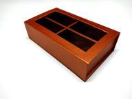 Fabricante de cajas rígidas de chocolate y nueces en india