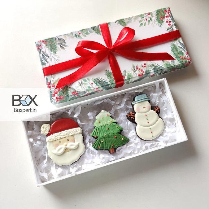Cookies Rigid Boxes Printed Packaging Bo