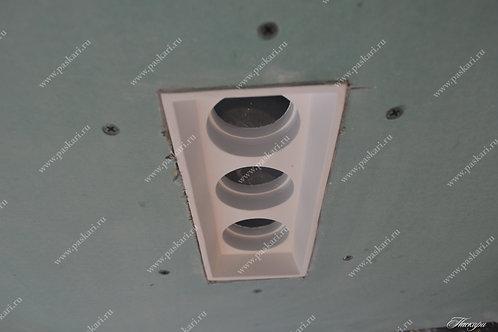 Потолочный дизайнерский светильник