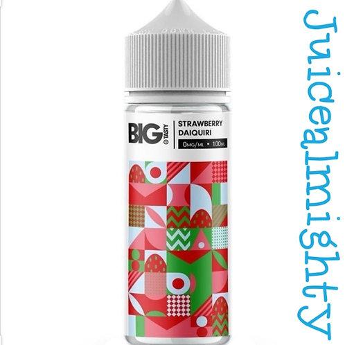 Big Tasty (Juiced Series) Strawberry Daiquiri 100ML (0mg Nicotine)