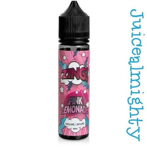 Zing Pink lemonade 50ML