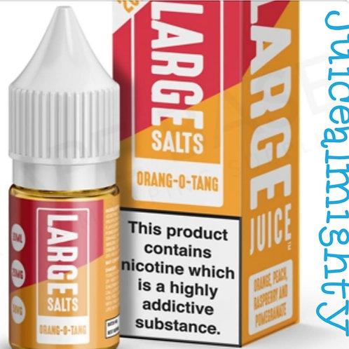 Large Salts Orang-O-Tang 10ML (5/10/20mg nicotine)