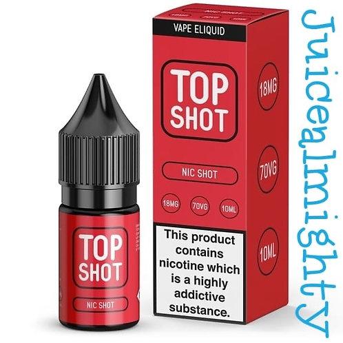 Top Shot Nic Shot 10ML