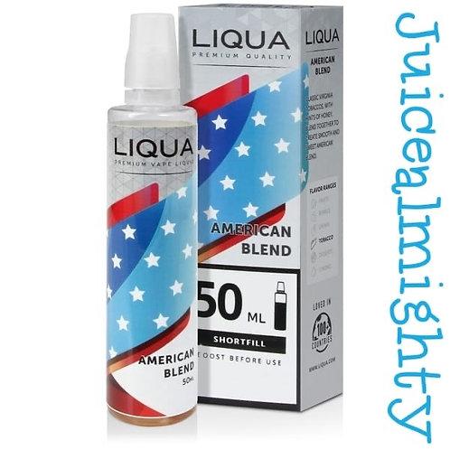 Liqua American Blend 50ML