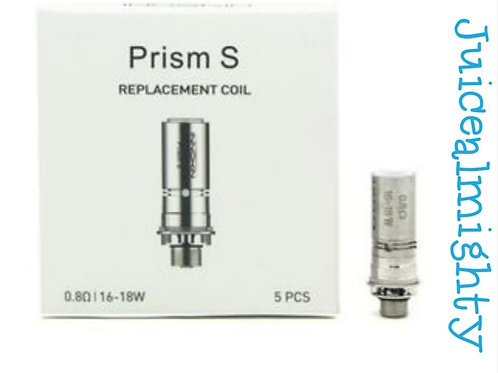 Prism T20 S Coil 0.8 ohm (5 pack)