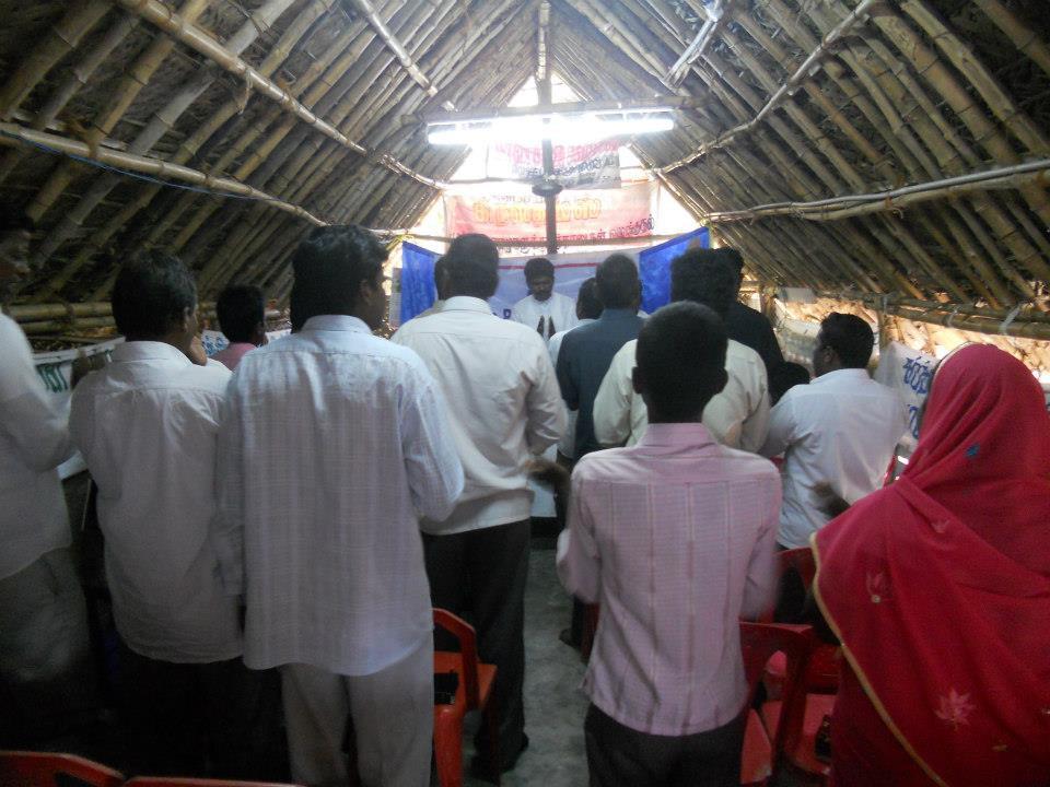 Pastor Meeting