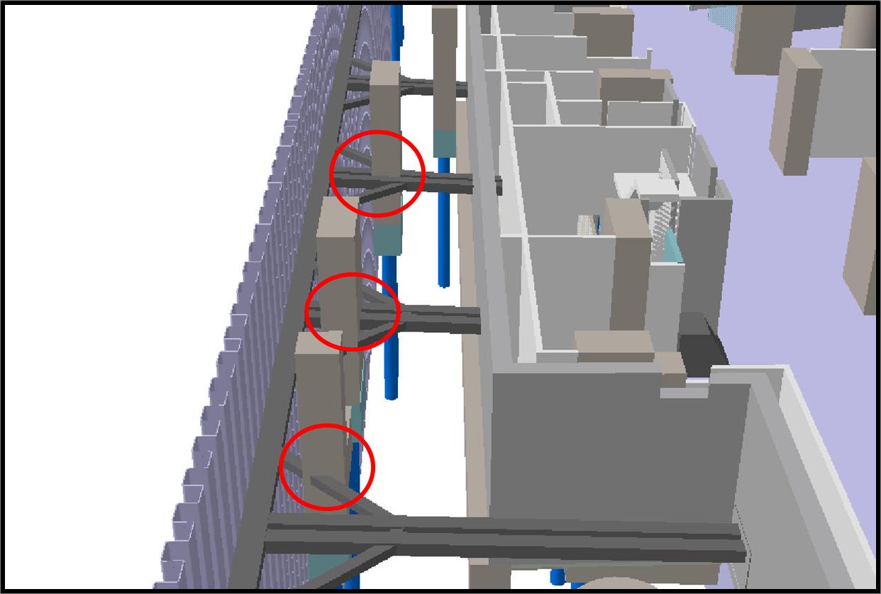 BIM - ELS Structure vs Column