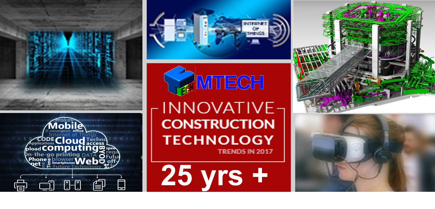 Digital Construction 25 years