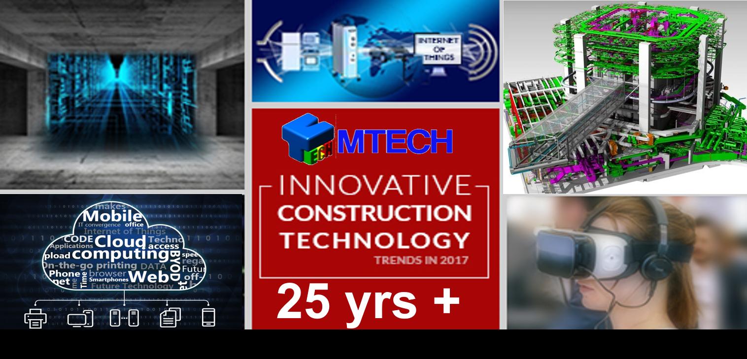 Digital Construction 25 years