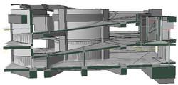 BIM - Podium - Car Ramp Design