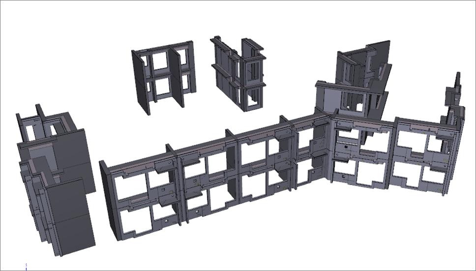 BIM - Precast Facade wall design 1