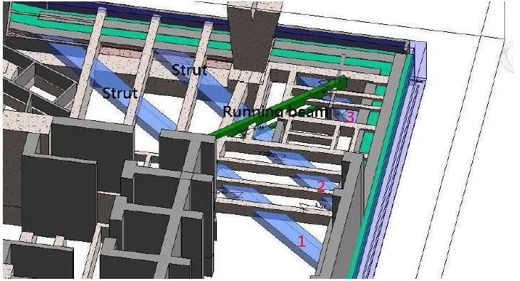 BIM - Basement - ELS vs Structure