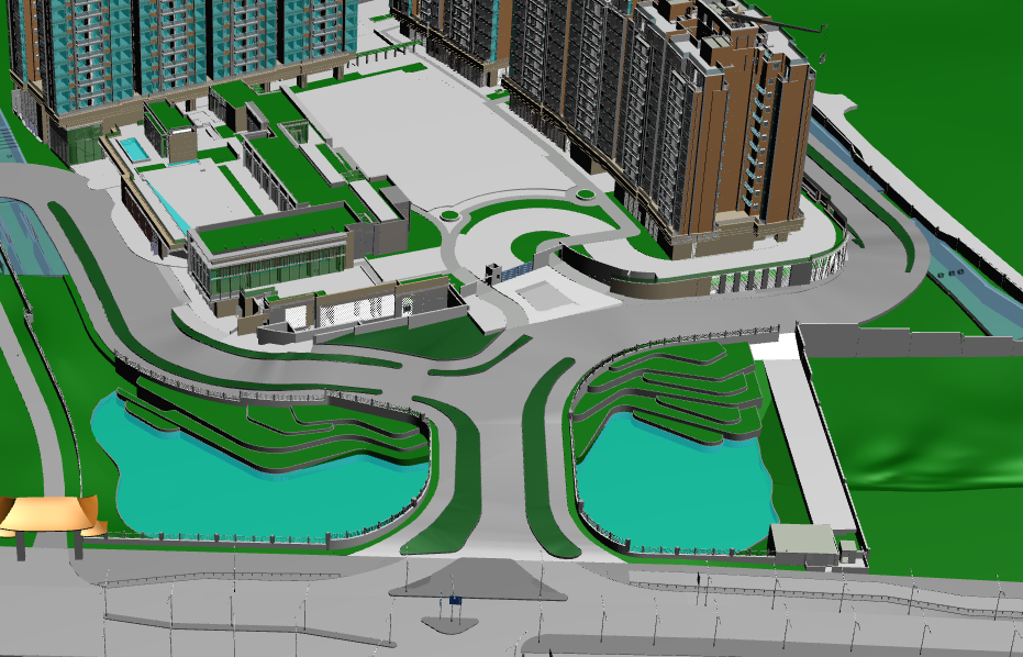 BIM for Landscape Design