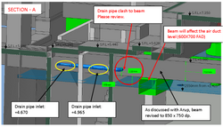 BIM - MEP vs Structure Issue 1png