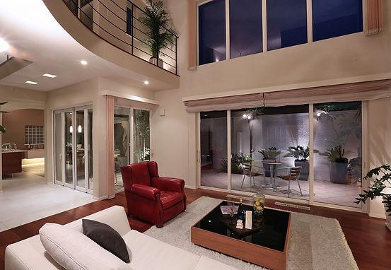 高崎本社モデルハウス VILLA LAGUNA ヴィララグーナ 自由設計注文住宅 都市型デザイン分譲住宅 デザイン住宅