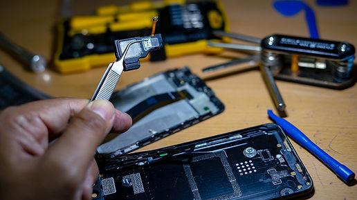 富山県のスマートフォン修理