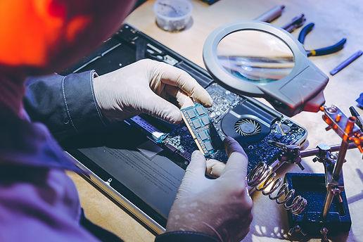 富山県のパソコン修理