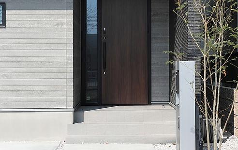 ジョイホームデザインの都市型デザイン分譲 防犯設計