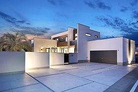 ジョイホームデザインの施工例セレクション OurWorks-10 リゾートステイの癒やしが日常になる邸宅、自由設計注文住宅