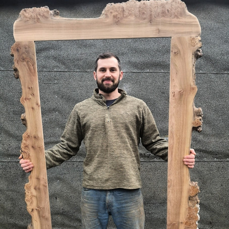 Makers Spotlight: Frazer is riding the woodworking wave