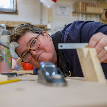 From banking to bespoke furniture - how Fiona Gilfillan shifted her career path