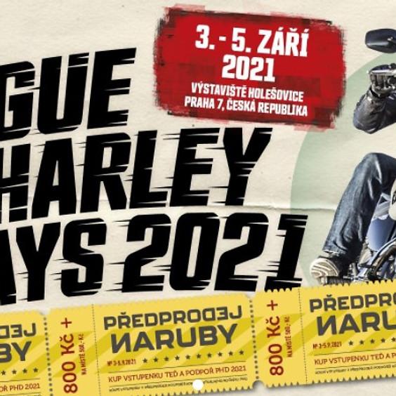 Prague Harley Days 2021