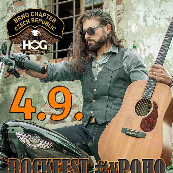 RockFest V Poho 2021 Angelo support