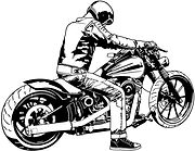 harley-davidson-and-rider-vector-1638307