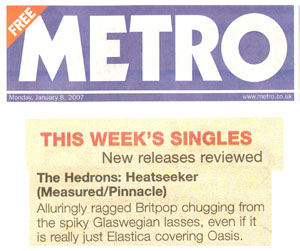 TheHedrons Metro 08Jan2007