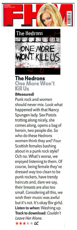 TheHedrons FHM Feb07(2)