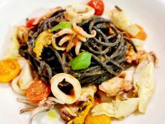 Spaghetti al Nero