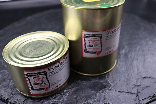 Suppenfleisch Tafelspitz - 800g Dose
