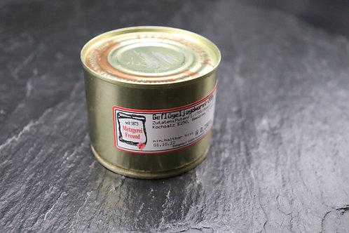 Geflügeljagdwurst - 200g Dose