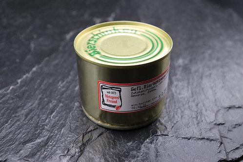 Geflügelbierschinken  - 200g Dose