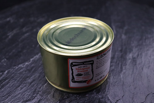 Wildschweinragout in Preisselbeersoße - 800g Dose
