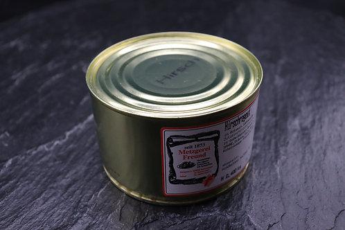 Hirschragout in Rotweinsoße - 400g Dose
