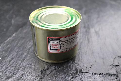 Pfälzer Leberwurst - 200g Dose