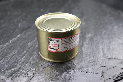 Chili Blutwurst - 200g Dose